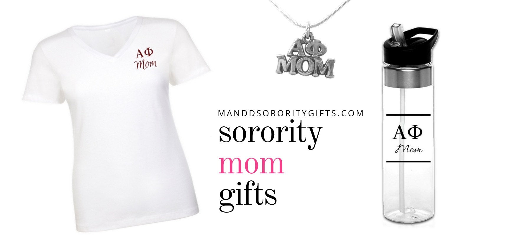 Alpha Phi Mom Gifts I 12 Reasons Moms Are the Best