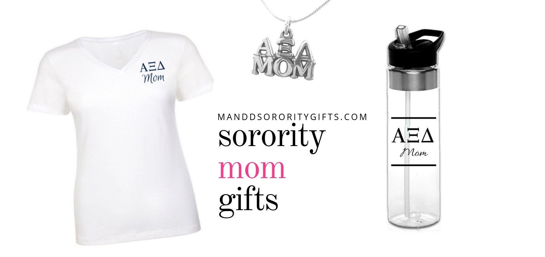 Alpha Xi Delta Mom Gifts I 12 Reasons Moms Are the Best