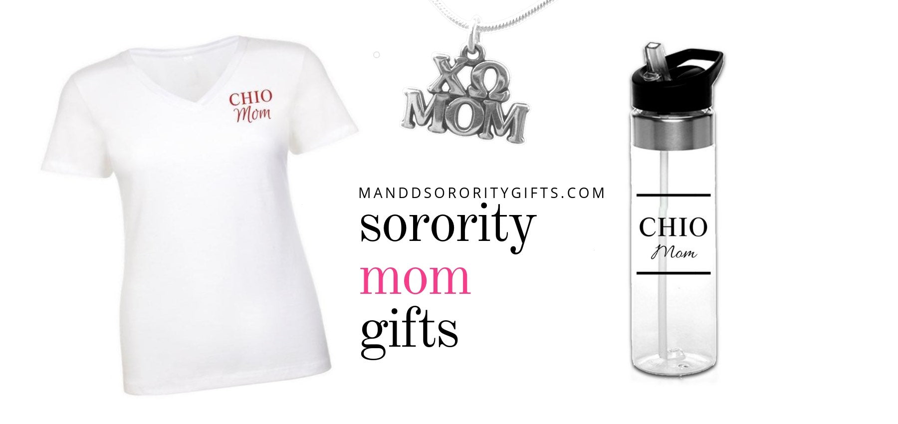 Chi Omega Mom Gifts Promo (CHIO)
