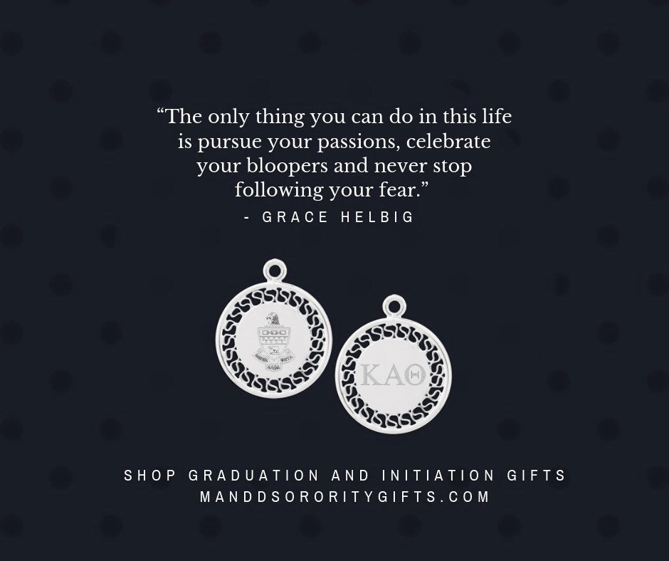 Kappa Alpha Theta Initiation & Graduation Gifts + Quotes for ...