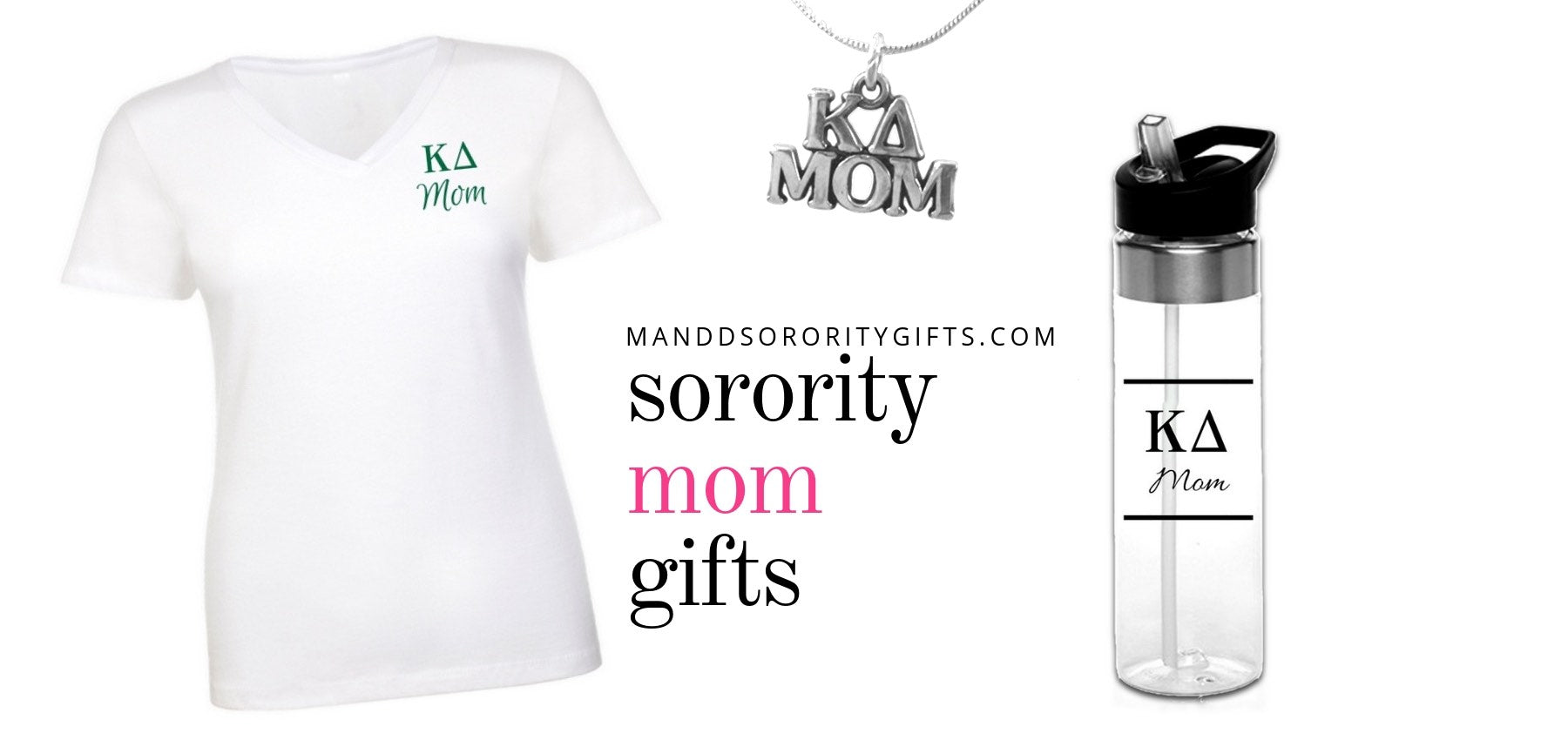 Kappa Delta Mom Gifts I 12 Reasons Moms Are the Best