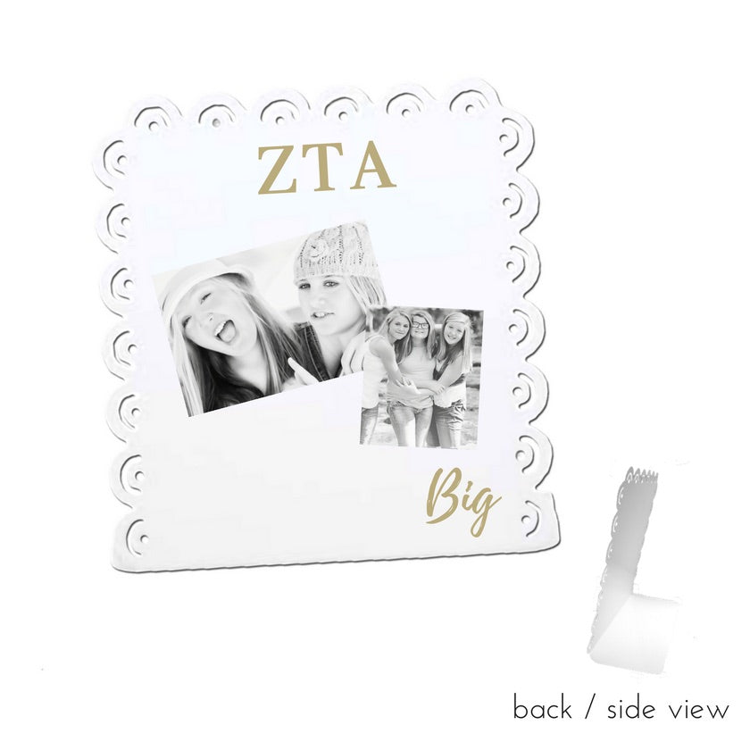 Photo Stands -  (Table Top Design for Shelf or Desk)