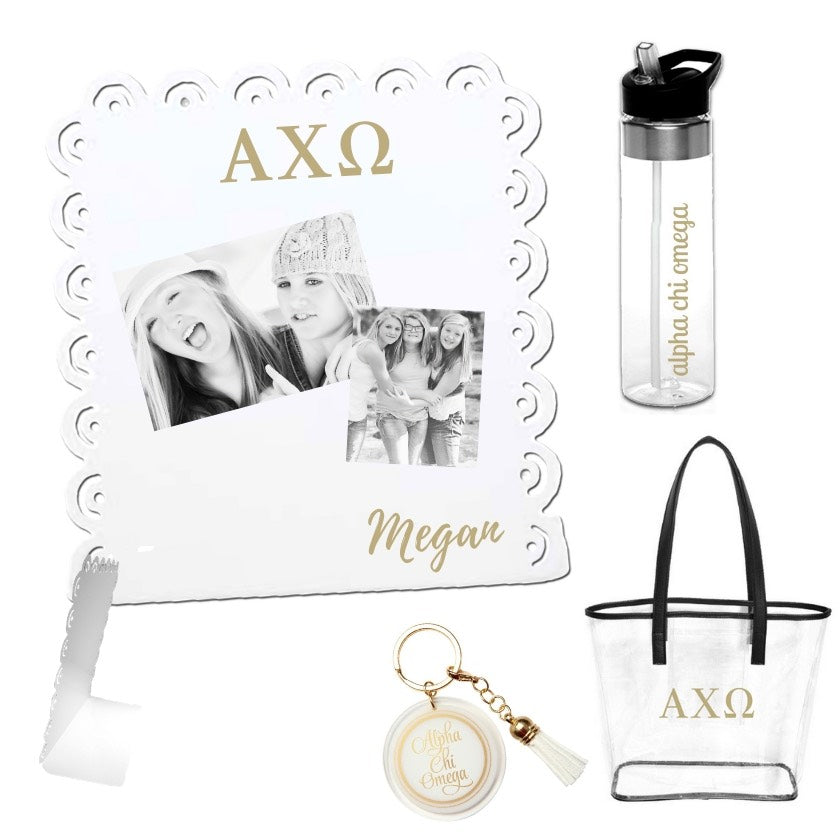 Gold Collection of Sorority Gifts