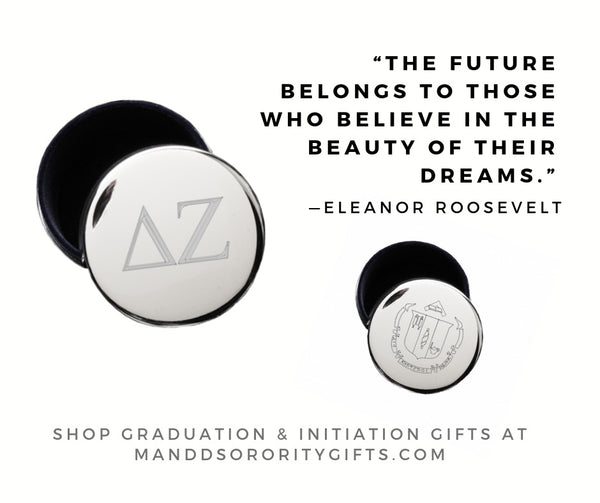 Delta Zeta Graduation & Initiation Gifts + Quotes for Cards ...