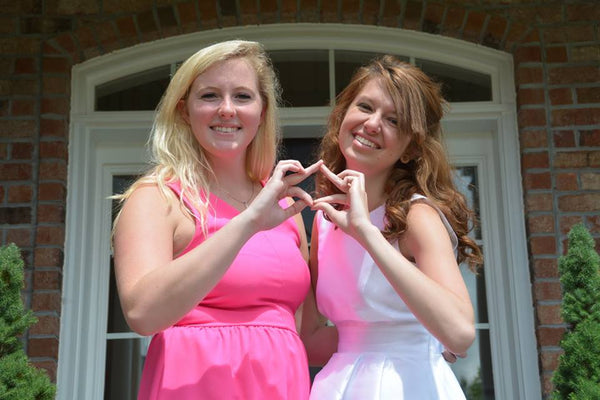 Sorority Best Friends - Throwing What You Know