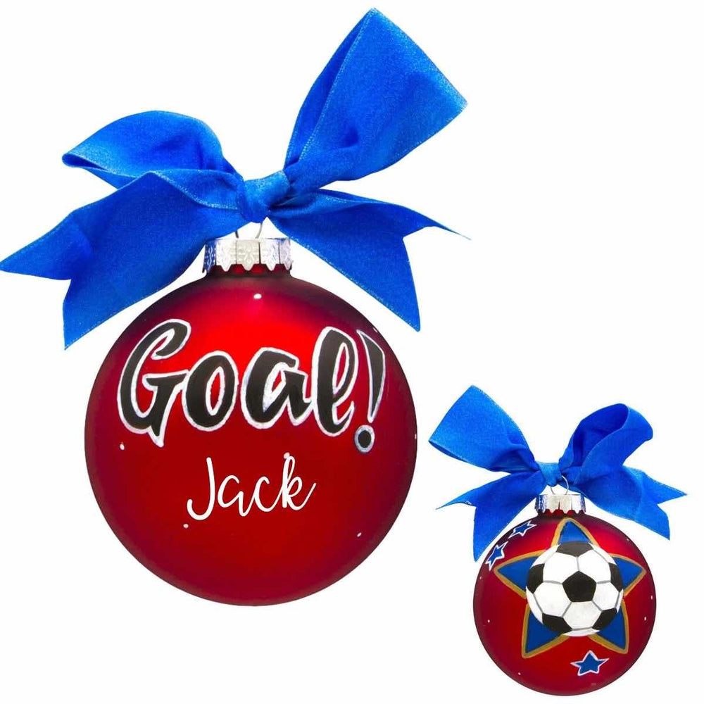Sports Ornaments (Personalize)