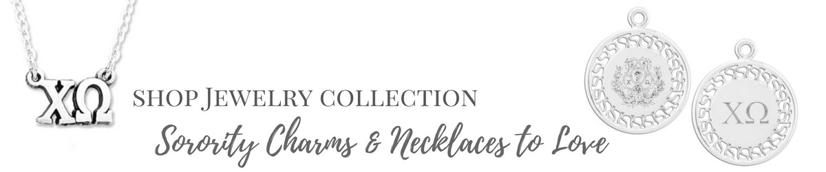 Shop Sorority Charms & Necklaces