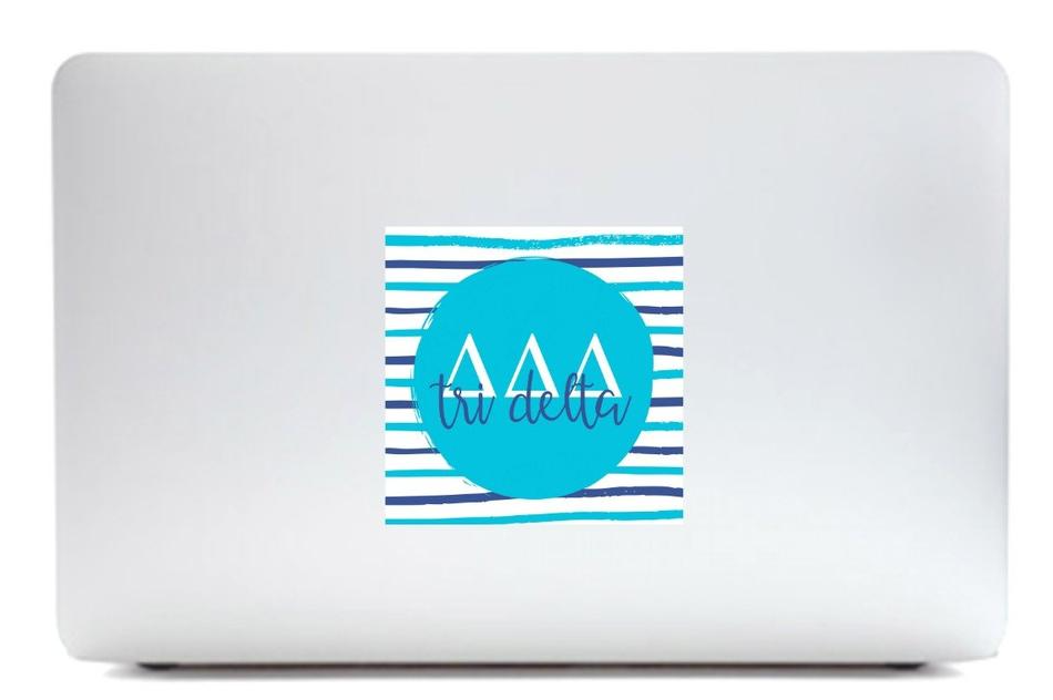 Is your laptop ready for back to college? Shop our NEW Laptop Logo Covers!