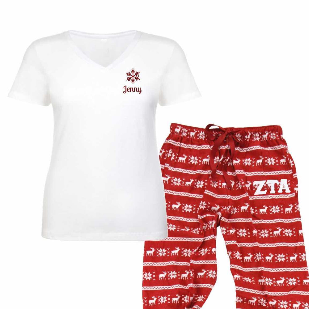 Holiday Sorority Pajamas