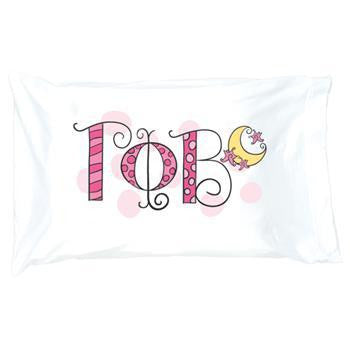 Gamma Phi Beta Pillowcase Symbol