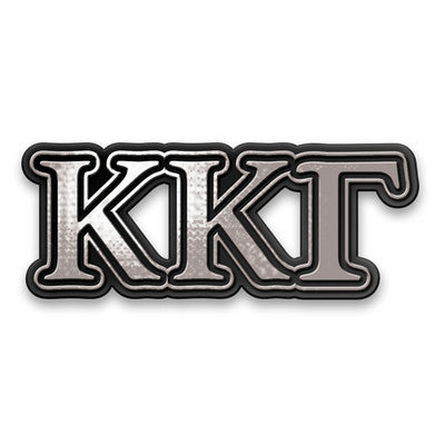 Kappa Kappa Gamma car Emblems are must have for any sorority girl's car!