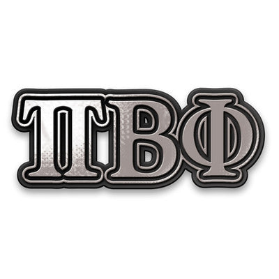 Pi Beta Phi Car Emblem