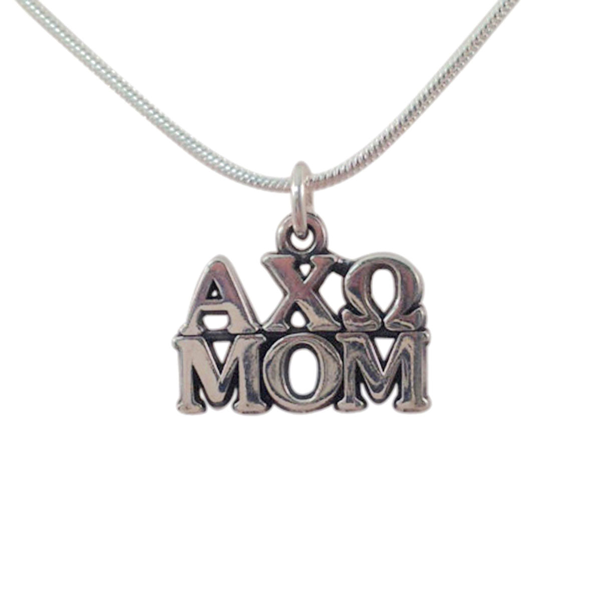 Alpha Chi Omega Mom charm the perfect sorority mom gift!