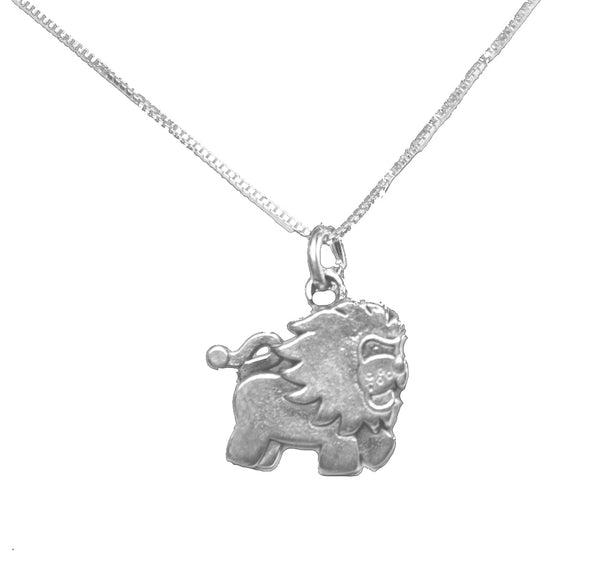 "Alpha Delta Pi ""Alphie"" Lion Charm #AlphaDeltaPi jewelry to love. Shop #adpi gifts at M&D Sorority Gifts!"