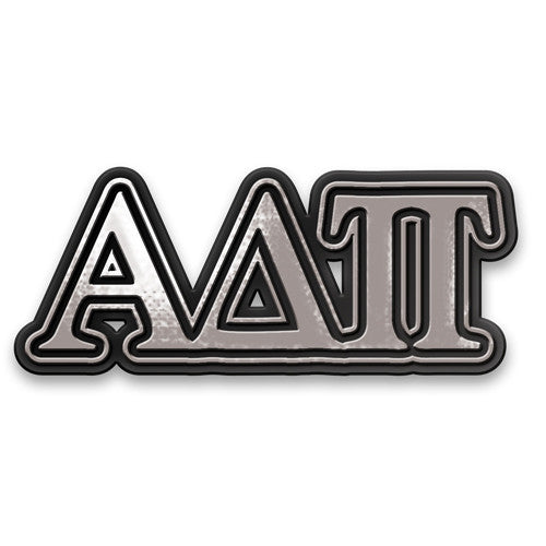Alpha Delta Pi car Emblems are must have for any sorority girl's car! #AlphaDeltaPi merchandise to love. Shop #adpi gifts at M&D Sorority Gifts!