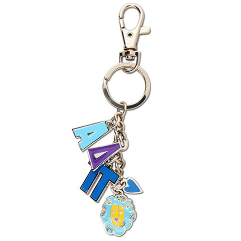 Alpha Delta Pi Keychains with Symbol
