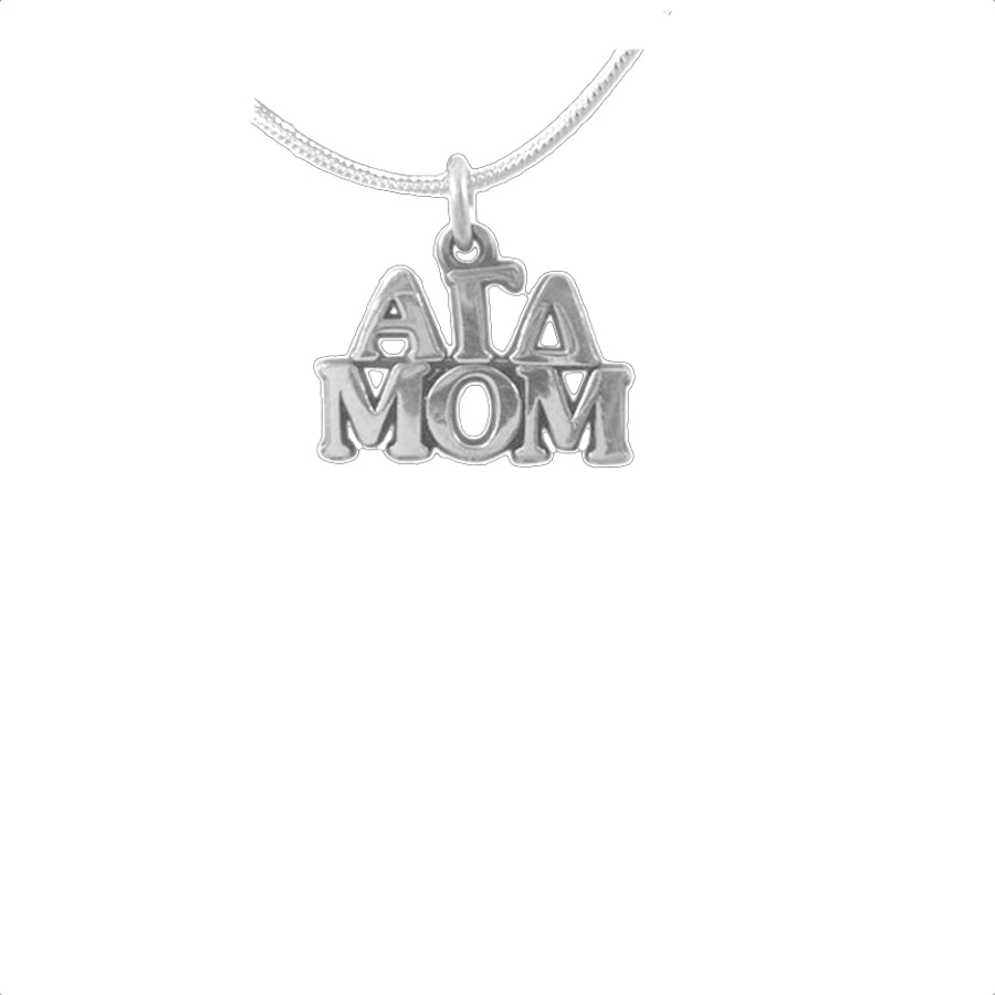 Alpha Gamma Delta Mom Charm the perfect sorority mom gift!