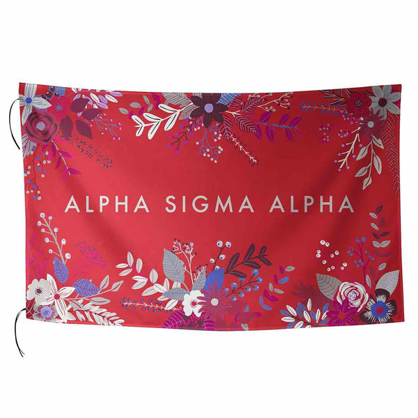 Alpha Sigma Alpha Flag M Amp D Sorority Gifts