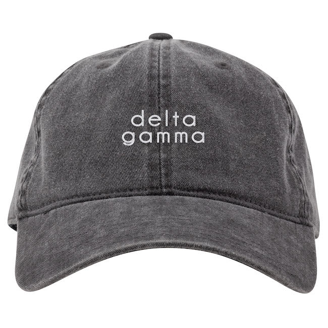 Delta Gamma Hat . Embroidery I On Sale