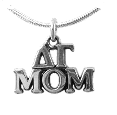 Delta Gamma mom charm the perfect sorority mom gift.