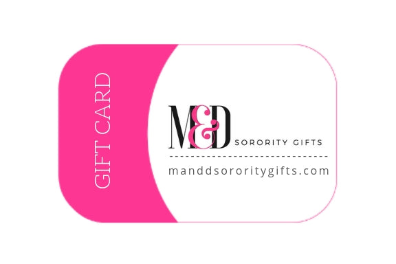 M&D Gift Card via Email I $25, $50, $75, or $100