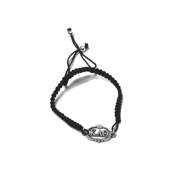 Kappa Alpha Theta Adjustable Bracelet