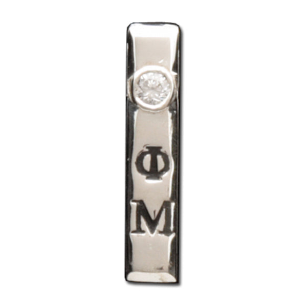 Phi Mu necklace charm