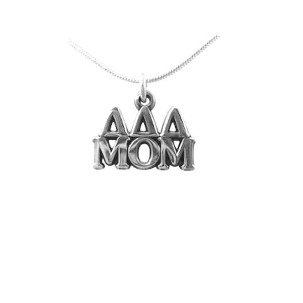 Tri Delta mom charm the perfect sorority mom gift!