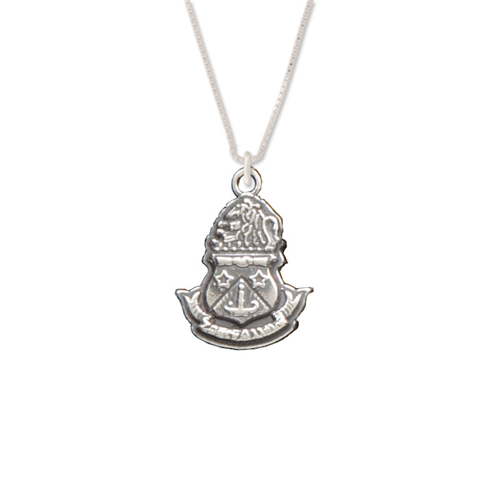 Reversible Alpha Delta Pi Crest Charm. #AlphaDeltaPi jewelry to love. Shop #adpi gifts at M&D Sorority Gifts!