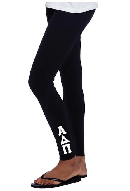 Alpha Delta Pi leggings
