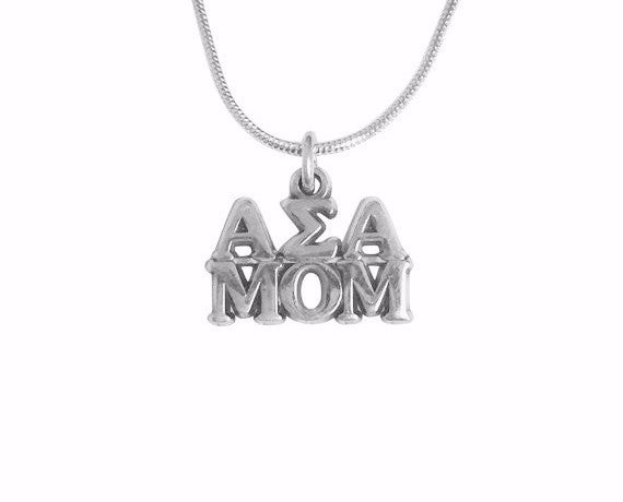 Alpha Sigma Alpha Mom Charm the perfect sorority mom gift!