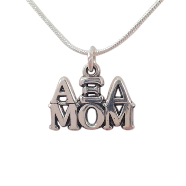 Alpha Xi Delta mom charm the perfect sorority mom gift.