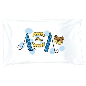 Alpha Xi Delta Pillowcase Symbol