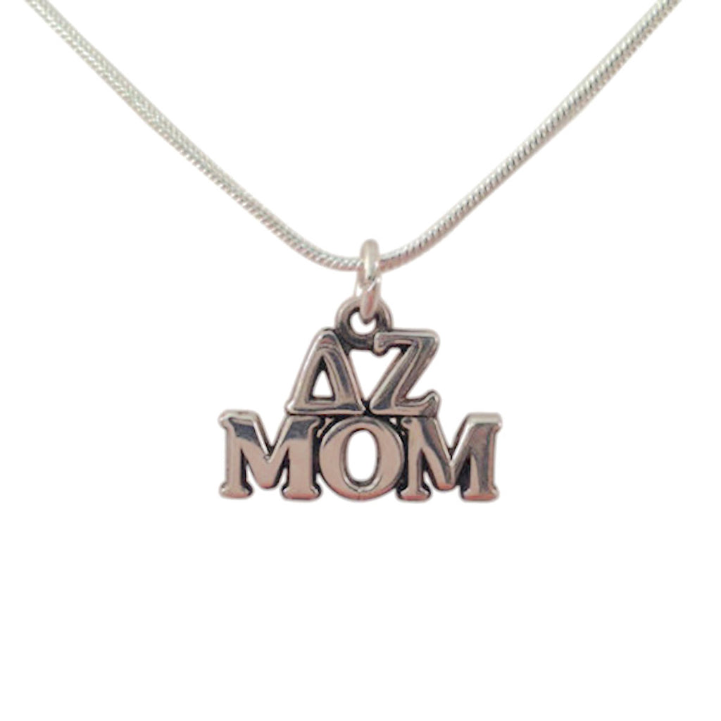 Delta Zeta Mom Charm . Greek Letters