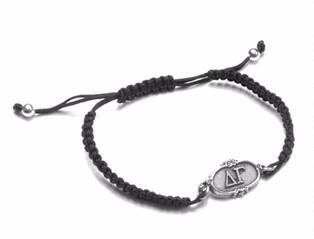 Delta Gamma Adjustable Bracelet