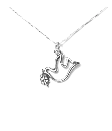 Sigma Kappa . Dove Charm with Branch