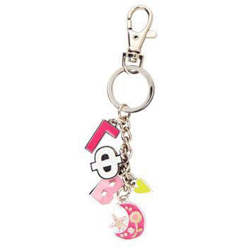 Gamma Phi Beta Keychains with Symbol