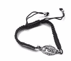 Gamma Phi Beta Adjustable Bracelet