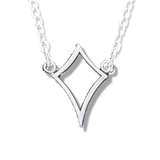 Kappa Alpha Theta Kite Necklace