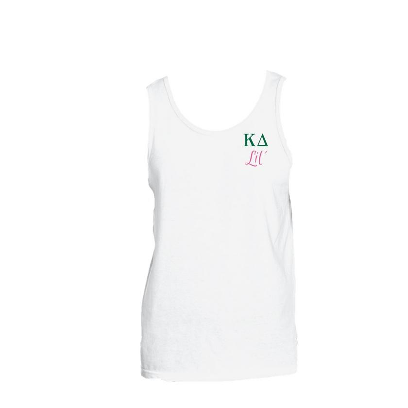 Kappa Delta Little Little Tank Top