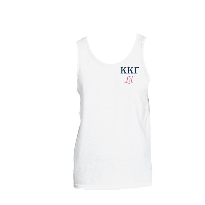 Kappa Kappa Gamma Little Little Tank Top