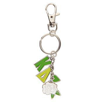 Kappa Delta Keychains with Symbol