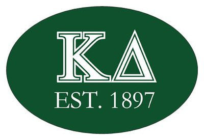 Kappa Delta Stickers look great on anything. Bulk discounts available.