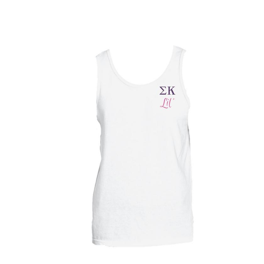 Sigma Kappa Little Little Tank Top