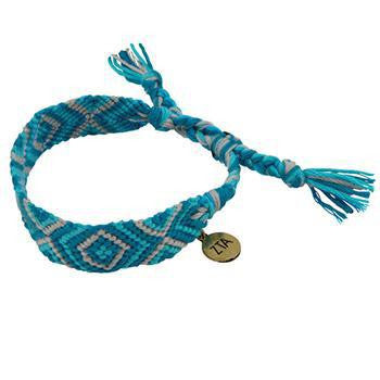 Zeta Tau Alpha Friendship Bracelet