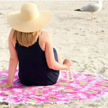 Sorority Beach Blanket Lifestyle