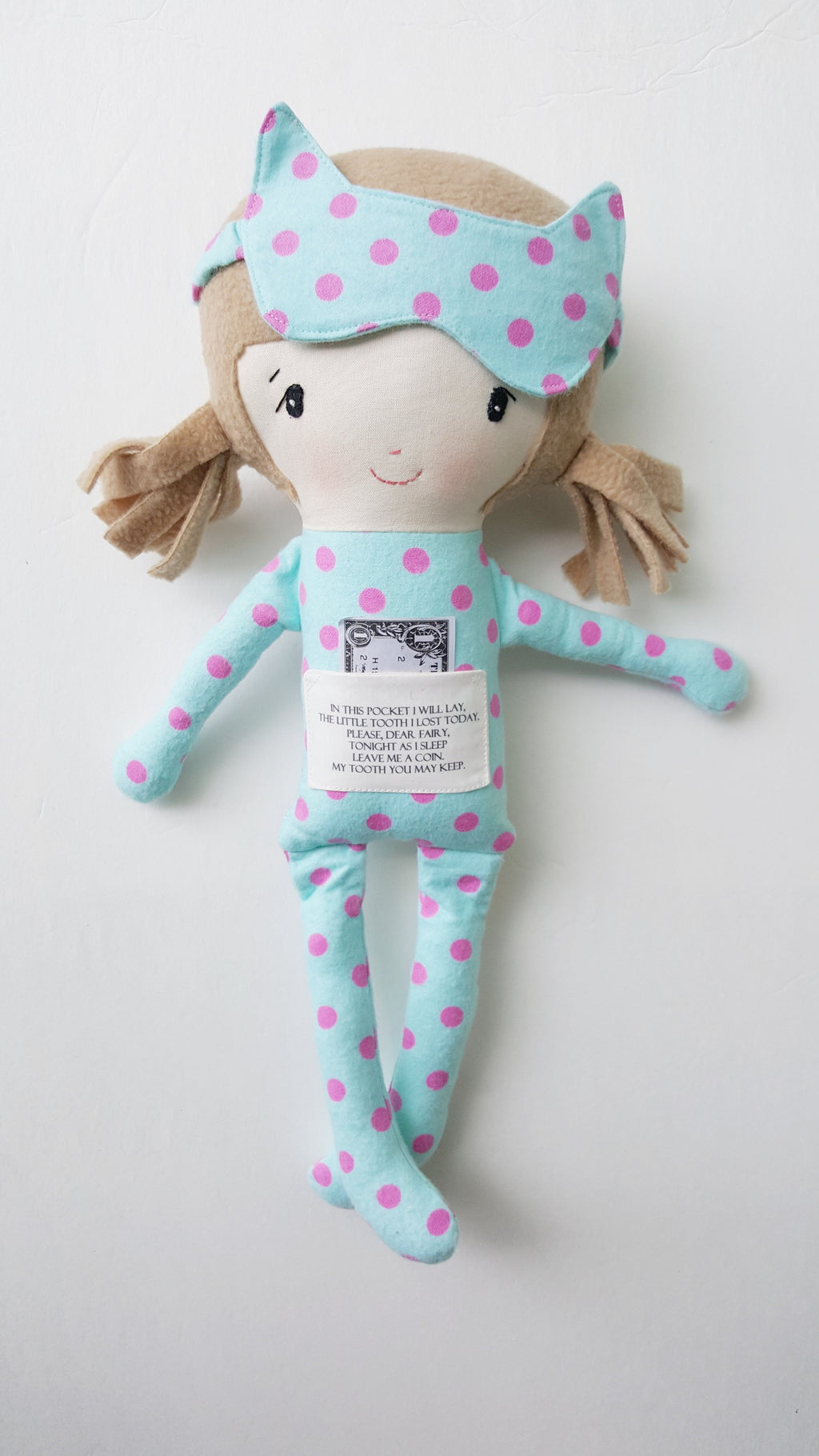 May*Lo Tooth Fairy Doll