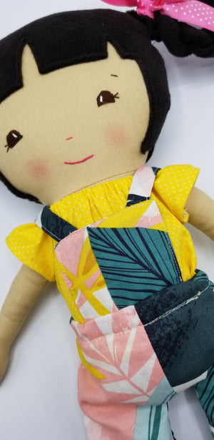 May*Lo Jamie Doll