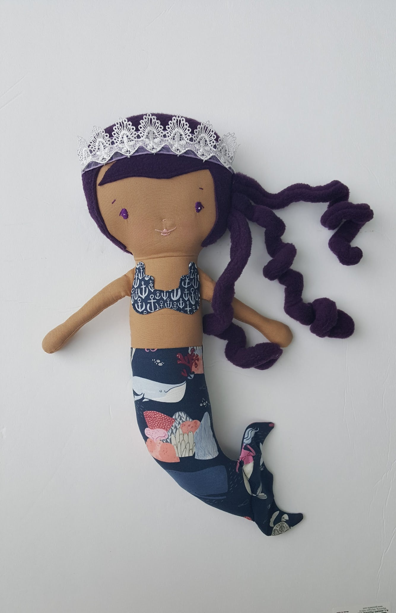 May*Lo Mermaid Doll