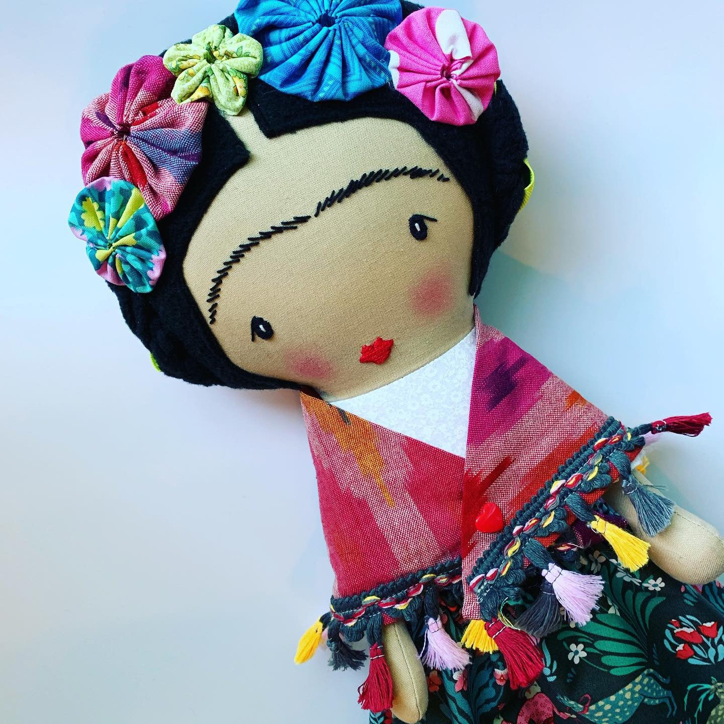 May*Lo Frida Inspired Doll